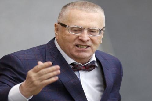 Жириновский опять пригрозил Западу войной
