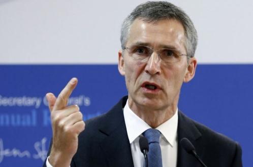 Столтенберг рассказал о перспективах Украины в НАТО